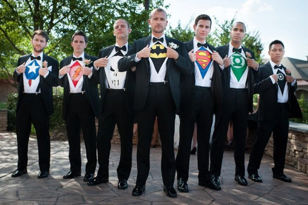 "12 Creative Ways To ""Propose"" To Your Groomsmen"