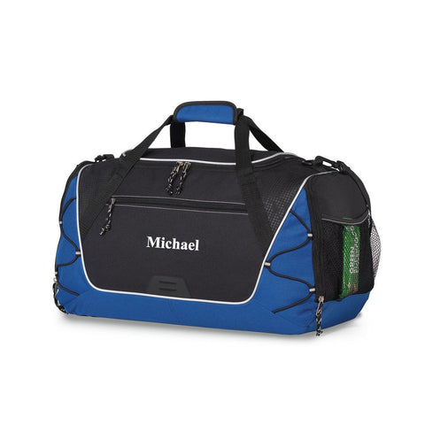 Sports Duffel Bag-Groomsmen Gifts