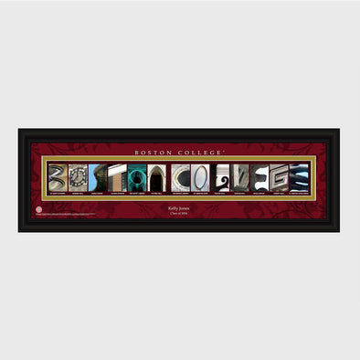 Personalized ACC Division Conference Architectural Campus Art - University College Art-BostonCollege-