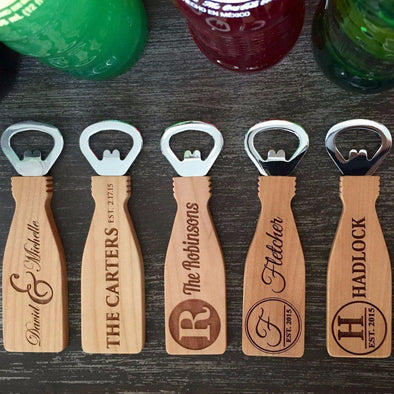 Personalized Magnetic Bottle Openers