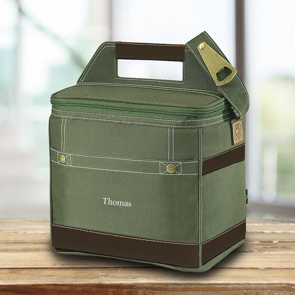 Personalized Trail Coolers - Insulated - Groomsmen - Holds 12 Pack
