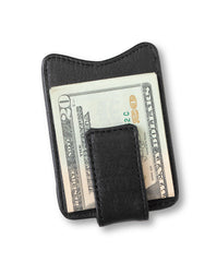 Personalized Black Borello Money Clip-Groomsmen Gifts