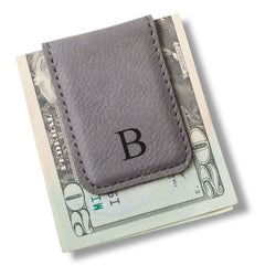 Magnetic Money Clip-Gray-