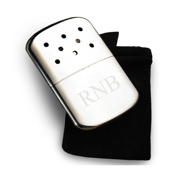 Personalized Lighters - Zippo - Hand Warmer - Groomsmen Gifts-3Initials-