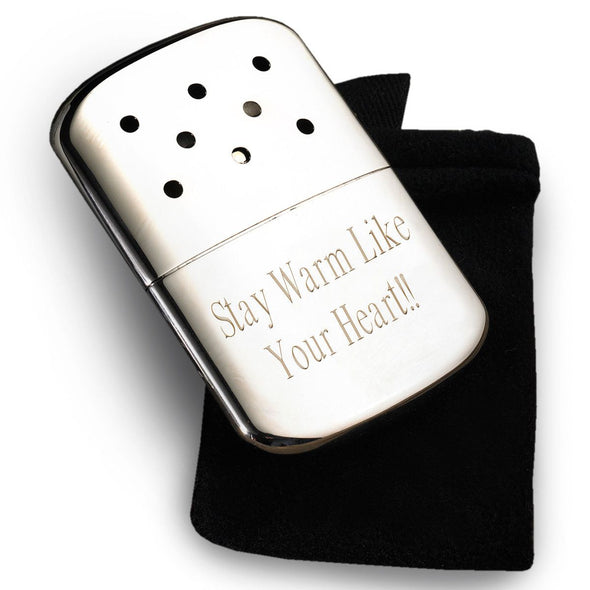 Personalized Lighters - Zippo - Hand Warmer - Groomsmen Gifts-2Lines-