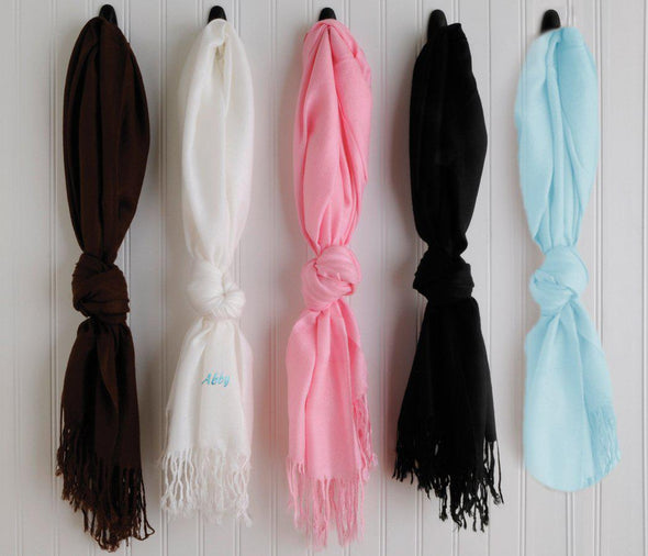 Personalized Pashmina Scarf-Clothing-JDS-