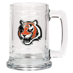 Personalized NFL Mugs - 14 oz.-Sports Gifts-JDS-Bengals-