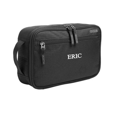 OGIO Personalized Personalized Travel Kit-Travel Gifts-JDS-Black-