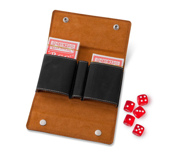 Personalized Dice Set - Black