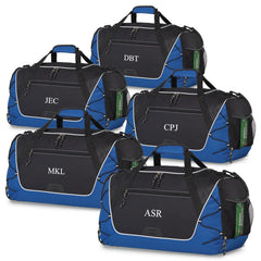 Sports Duffel Bag - Set of 5-Groomsmen Gifts