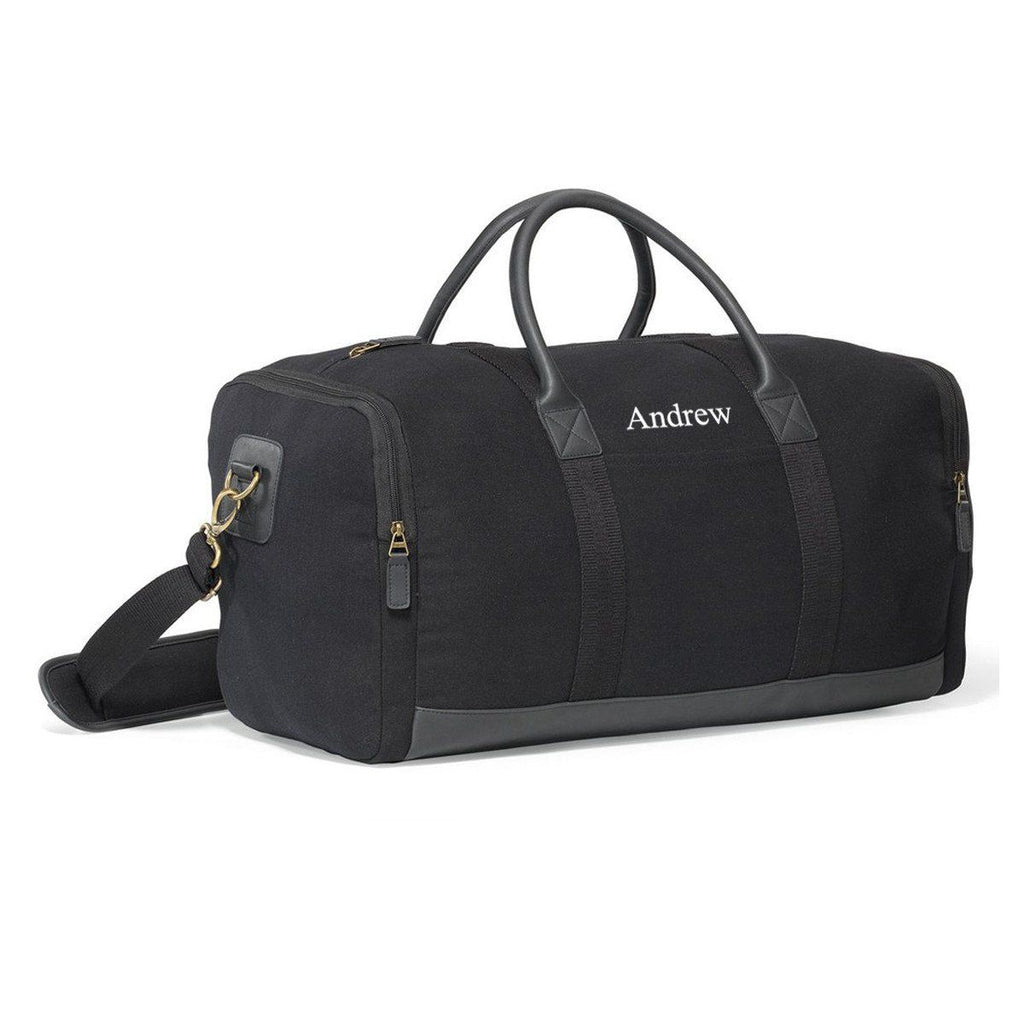 Personalized Groomsmen Duffel Bag - Travel Bag