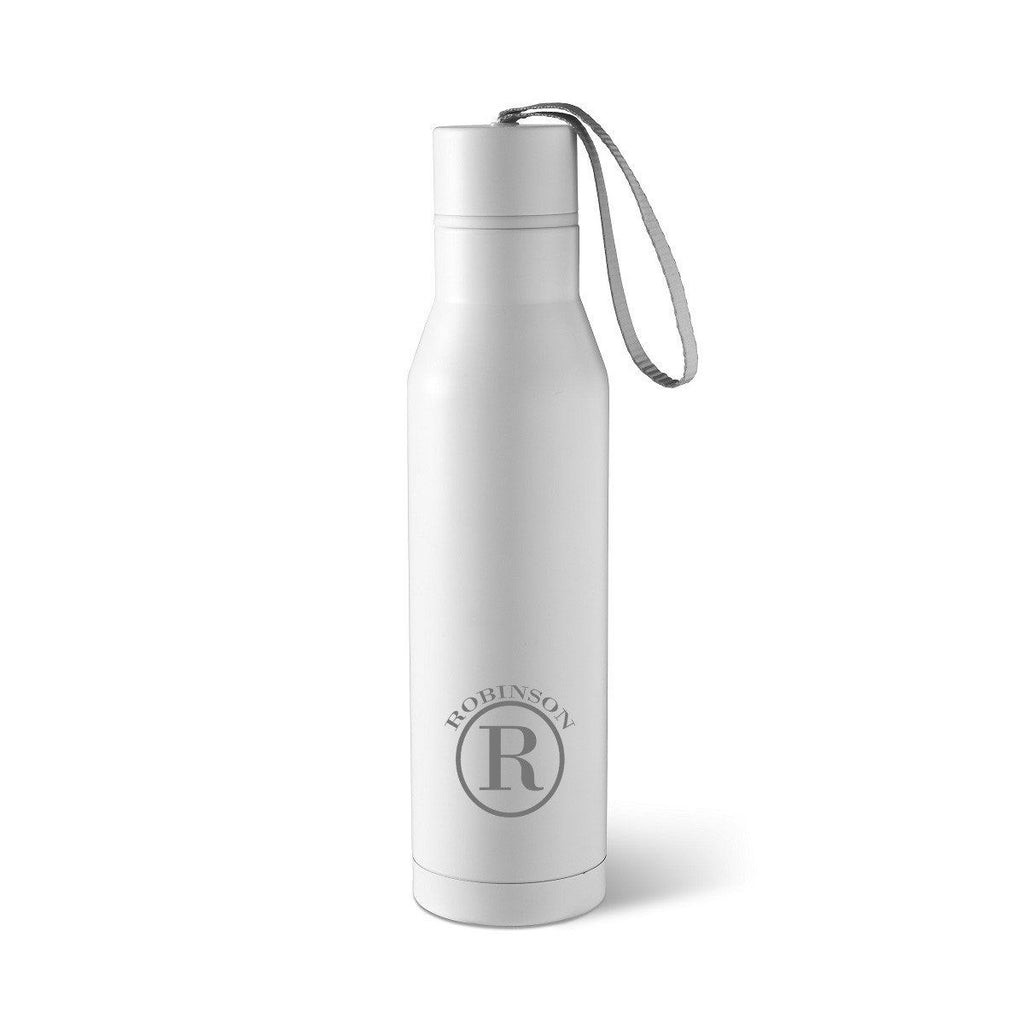 Personalized Stainless Steel Thermos Water Bottle