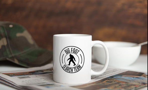 Personalized Big Foot Mug Collection