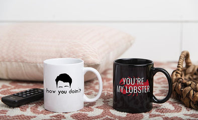 Personalized Friends Mug Collection