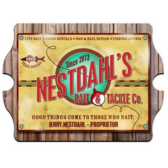 Personalized Bar Signs - Vintage - Multiple Designs - Groomsman-Bait & Tackle-