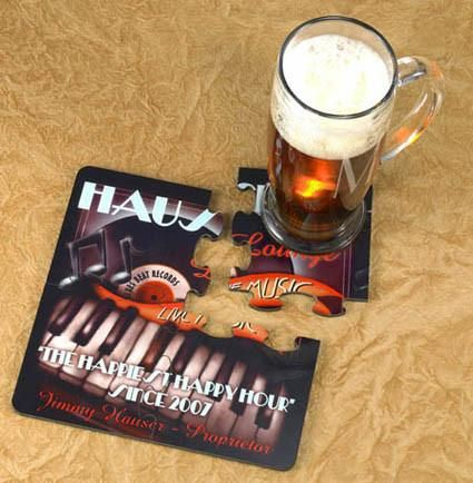 Personalized Coaster Set-Groomsmen Gifts
