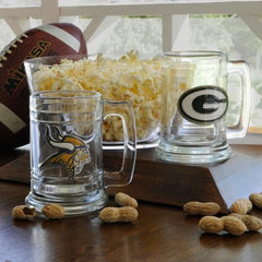 Personalized NFL Mugs - 14 oz.-Sports Gifts-JDS-