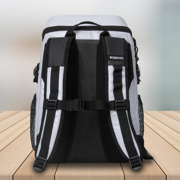 Personalized 12 oz. Igloo Cooler Backpack