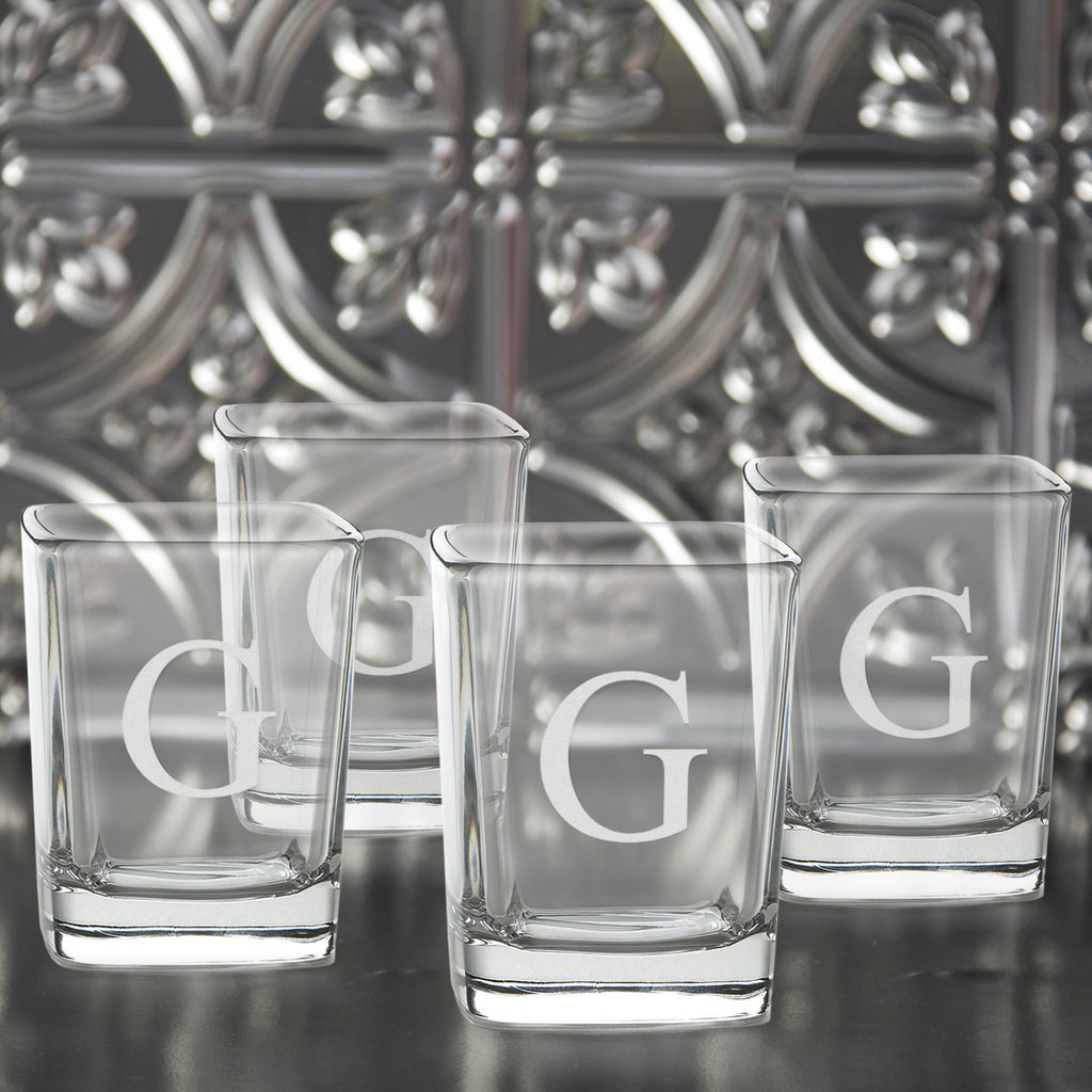 Shot Glass Set of Four