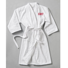 Personalized Bathrobe - Women's - Bridesmaids-Groomsmen Gifts