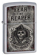 Personalized Zippo Son of Anarchy Lighter-Groomsmen Gifts