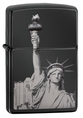 Personalized Statue of Liberty Zippo Lighter-