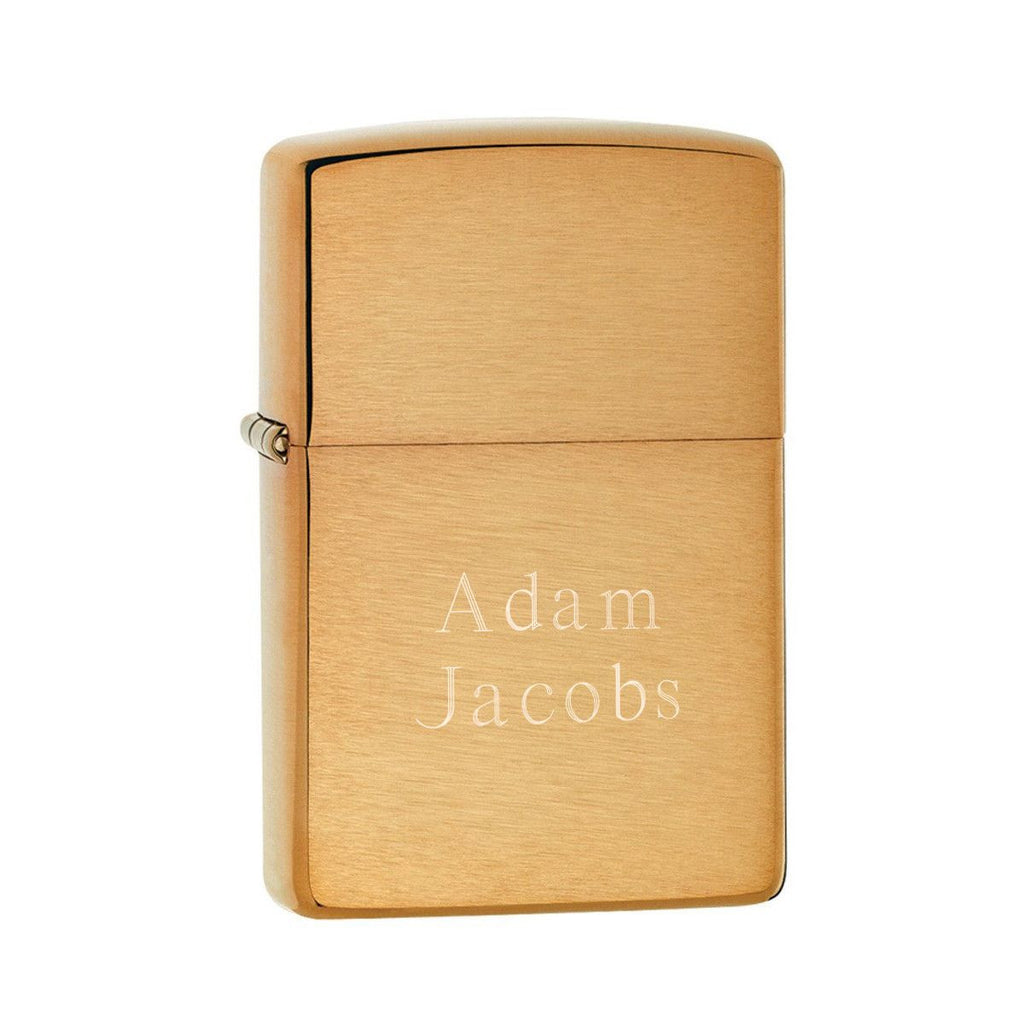Personalized Lighters - Zippo - Soaring Eagles - Groomsmen Gifts