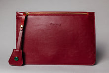 Load image into Gallery viewer, Laura Clutch in Bordeaux