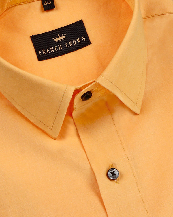Marigold Ultra Soft Cotton SHIRT