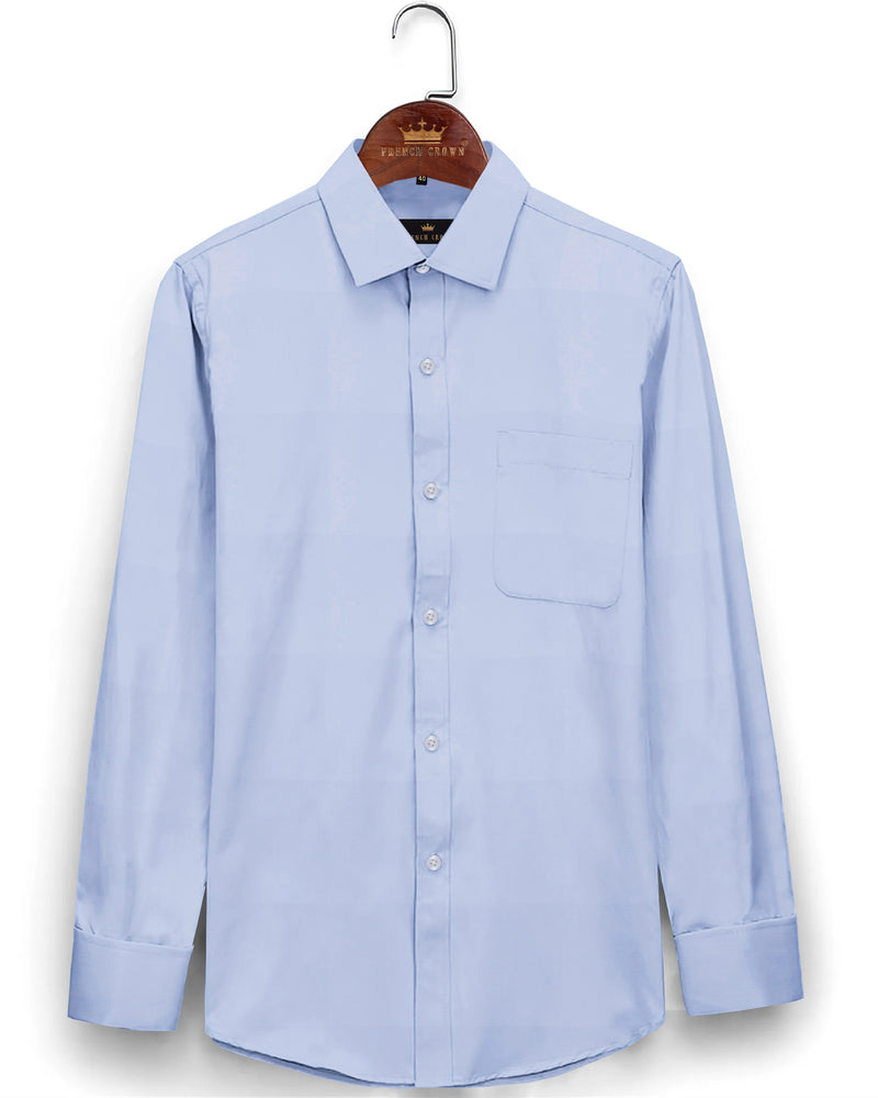Sky Premium Cotton SHIRT