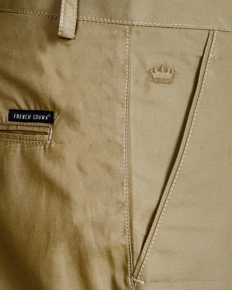 Rust khaki LIGHT WEIGHT Cotton Chino