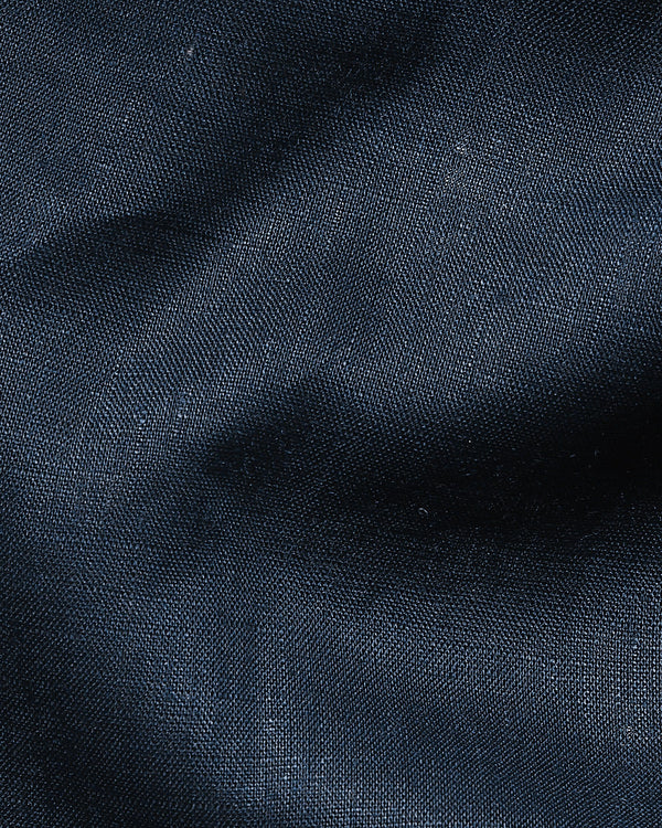 Prussian Linen Performance Trouser