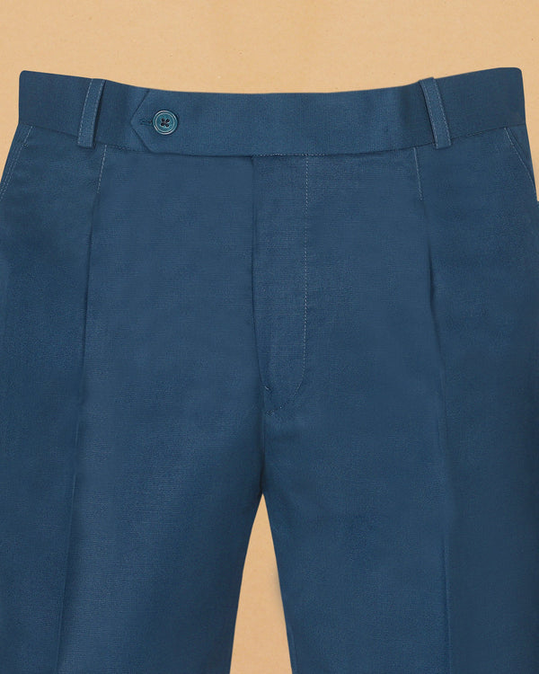 Aegean Blue Formal Pant