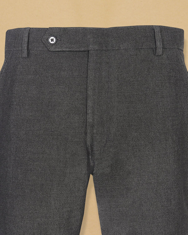 Charcoal Stretchable Heavyweight Pant