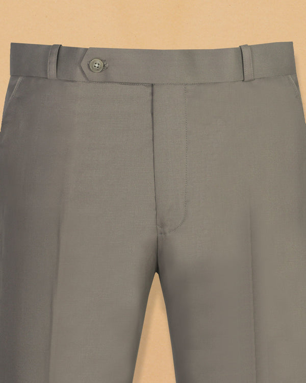Trout Grey Formal pant