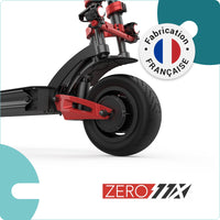Trottinette Zero 11X suspensions