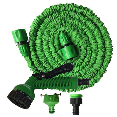 EZ-Hose™ 25/50/75/100FT Garden Hose Expandable Flexible Water Hosepipe Watering With Spray Gun Car Wash - Giftigift