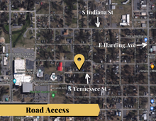 Load image into Gallery viewer, 0.21 Acres in Pine Bluff, Arkansas 72004 - Own for $120 Per Month (Parcel Number: 930-43694-000) - Once Upon a Brick Inc. Land Investments