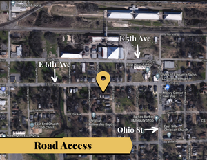 0.14 Acres in Pine Bluff, Arkansas 72004 - Own for $120 Per Month (Parcel Number: 930-68817-001) - Once Upon a Brick Inc. Land Investments