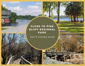 0.15 Acre in Pine Bluff, Arkansas 72004 - Own for $75 Per Month (Parcel Number: 930-61129-000)