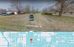 0.23 Acres in Pine Bluff, Arkansas 72004 - Own for $120 Per Month (Parcel Number: 930-39513-000) - Once Upon a Brick Inc. Land Investments
