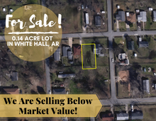 Load image into Gallery viewer, 0.14 Acre in Pine Bluff, Arkansas 72004 - Own for $75 Per Month (Parcel Number: 930-45627-000) - Once Upon a Brick Inc. Land Investments