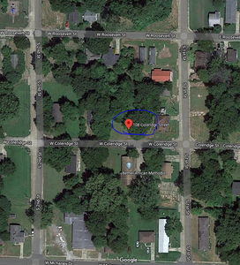 0.16 Acre in Blytheville, Arkansas (Allison Add Lot: 3) - Once Upon a Brick Inc. Land Investments