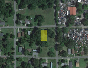 0.23 Acres in Pine Bluff, Arkansas 72004 - Own for $120 Per Month (Parcel Number: 930-39503-000)