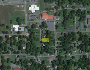 0.21 Acres in Pine Bluff, Arkansas 72004 - Own for $120 Per Month (Parcel Number: 930-43694-000) - Once Upon a Brick Inc. Land Investments