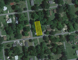0.11 Acre in Pine Bluff, Arkansas 72004 - Own for $75 Per Month (Parcel Number: 930-29321-000) - Once Upon a Brick Inc. Land Investments