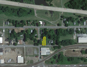0.16 Acre in Pine Bluff, Arkansas 72004 - Own for $75 Per Month (Parcel Number: 930-68575-000) - Once Upon a Brick Inc. Land Investments