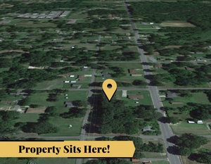 0.14 Acre in Pine Bluff, Arkansas 72004 - Own for $75 Per Month (Parcel Number: 930-63761-000)