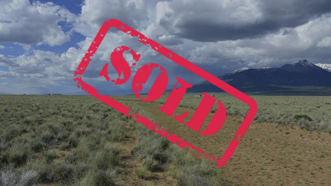 Off-Grid 4.87 Acres in Costilla County, CO! 1.5 miles away from the Rio Grande River. - Once Upon a Brick Inc. Land Investments