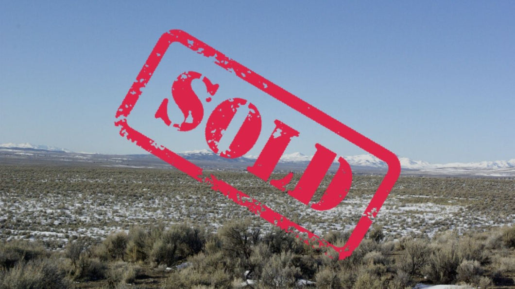 ELKO, NEVADA: 1.03 Acre, River Valley Raches Property - $150 a Month for 60 Months - Once Upon a Brick Inc. Land Investments